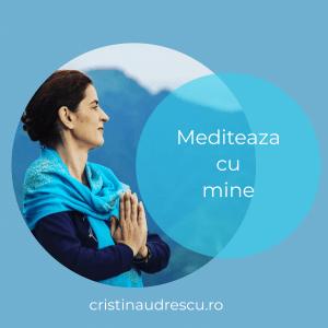 mediteaza cu mine